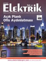 Şubat 2014 - Elektrik Dergisi