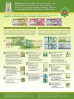Защитные элементы модифицированных банкнот