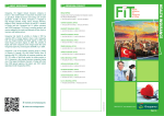 FİT Health Insurance Brochur (English)