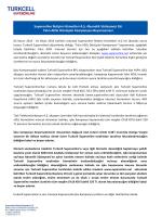 Yalın ADSL Dönüşüm Kampanyası Beyannamesi