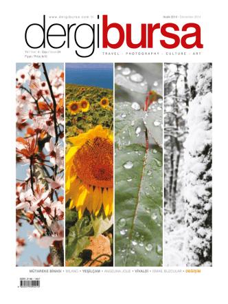24 - Bursa Dergi