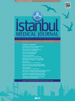 VOLUME 15 • ISSUE 2 • JUNE 2014 İ S T A N B U L T I P D E R G İ S