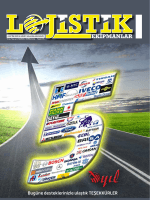 Lojistik Ekipmanlar Dergisi 21