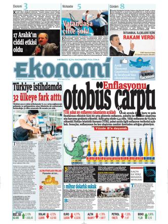 5 MART 2014 - Ekonomi Gazetesi
