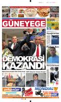 SAYFA 1 - Güney Ege Gazetesi