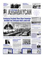 Азярбайъан Президенти Илщам Ялийев Ермянистан