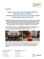 Mart 2014 - Istanbul Jewelry Show Ekim