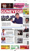 29 Ocak 2014 - Güney Ege Gazetesi