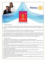 Temmuz - Rotary 2440. Bölge