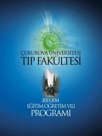 4başkoordinatör - Çukurova Üniversitesi Tıp Fakültesi