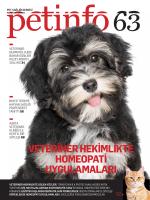 Mayıs - Petinfo Dergi