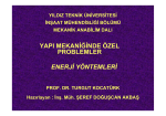 X - Yıldız Teknik Üniversitesi