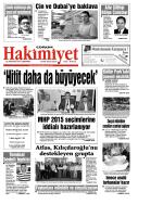 (20 a\360ustos.qxd) - Çorum Hakimiyet Gazetesi