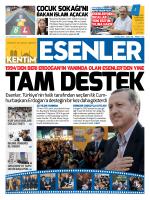 eylül 2014 - Esenler Belediyesi