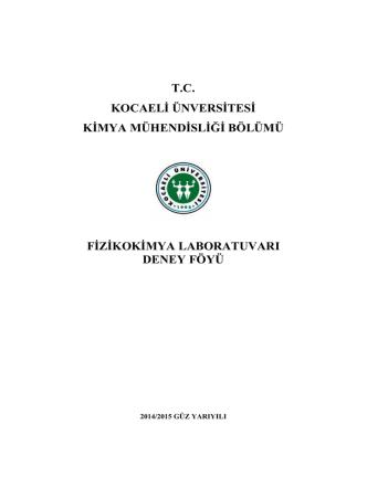 2014-2015 Fizikokimyalab Foyleri