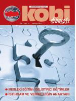 Sayı 30 E-Dergi