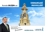 OSMANGAZİ MAHALLESİ - Sancaktepe Belediyesi