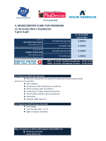 4. MADECOREXPO Dekorasyon Fuarı PDF