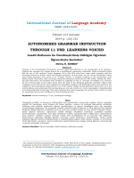 Full Text (PDF) - International Journal of Language Academy