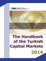 The Handbook of the Turkish Capital Markets 2014