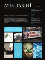 ayın tarihi | mart 2014 - Basın Yayın ve Enformasyon Genel Müdürlüğü