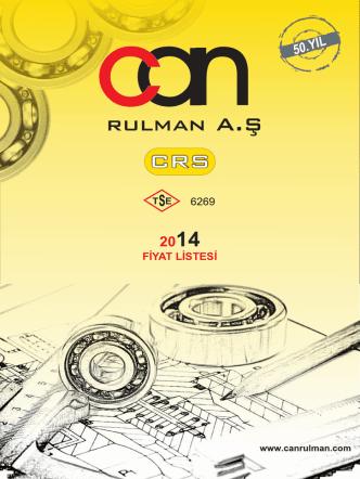 Can Rulman A.Ş.