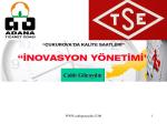 yenileşim - Adana Ticaret Odası
