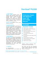 StenSeal® PU200 - stenkim.com.tr