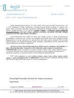 Kayıtlı E-Posta - AnkaraS Denetim ve YMM Ltd. Şti.