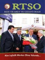 Başkan Karamehmetoğlu - Rize Ticaret ve Sanayi Odası