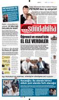 Ege - Sondakika Gazetesi
