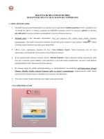2014 nisan doçentlik başvuru kılavuzu