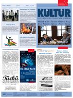 19. Türkiye-Almanya Film Festivali 13 - 23 Mart, 2014