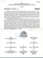 Afyonkarahisar Bolvadin Kızılhüyük Tümülüsü 1. Derece Arkeolojik