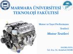 motor testlerı_kompresyon_kacak_guc