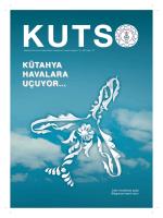 kutso dergi sayı 179 - Kütahya Ticaret ve Sanayi Odası