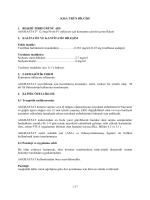 Aggrastat 12.5 mg/50 ml IV İnfüzyon için Çözelti