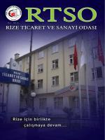 Stratejik Planlama - Rize Ticaret ve Sanayi Odası