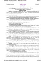 İçişleri Bakanlığı Personeli Yer Değiştirme ve Atama Yönetmeliğinde