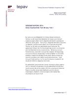 Ilerleme Raporu 2014 Garp Cephesinde Yeni Bir Sey Yok