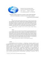 Sakin Şehir Perşembe - Journal of International Social Research