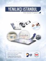 Yenilikçi İstanbul Mali Destek Programı