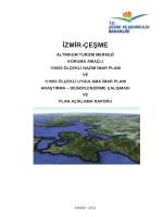 İZMİR-ÇEŞME - Çevre ve Şehircilik Bakanlığı