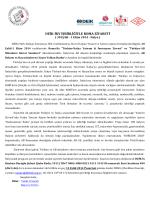 DEİK-İKV İŞBİRLİĞİYLE ROMA ZİYARETİ