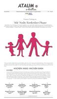 Mevcut Sayının PDF Hali - ATAUM