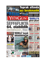 64. olabildik - Yedigün Gazetesi