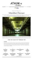 Sayı 72 Ekim 2014 - ATAUM