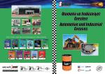 Endüstriyel Gres Yağlar Katalog İndir (PDF)