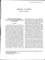 serotonin ve davranış - Klinik Psikofarmakoloji Bülteni