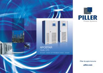 APOSTAR - Piller